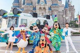 東京迪士尼35周年版大遊行 下月台北燈節登場
