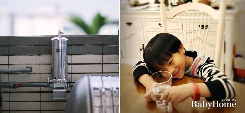 【開箱】3M SS801全戶式淨水系統 家中用水品質好管家
